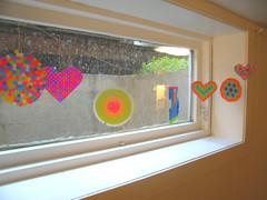 Window kids room