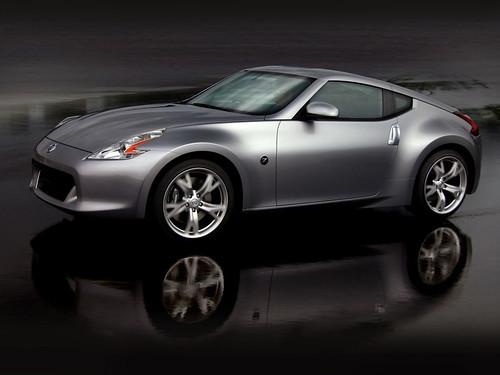 2010 Nissan 370Z..