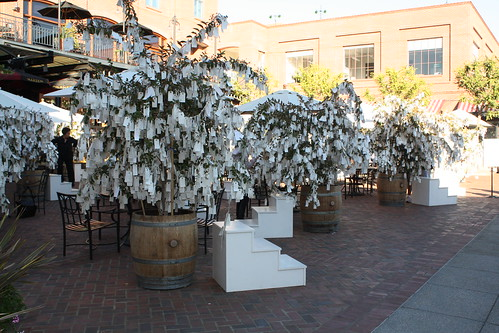 """Wish Tree for Pasadena"" by Yoko Ono at One Colorado Courtyard, 11-06-08 - 2 by you."