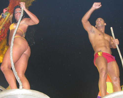 Salgueiro carnival dancers