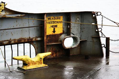 ferry bollard