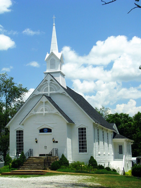 College Grove Methodest Church