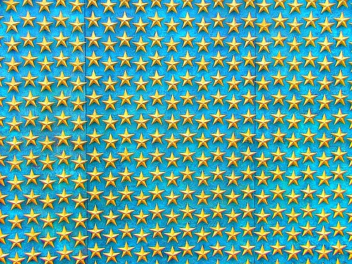 stars color saturation