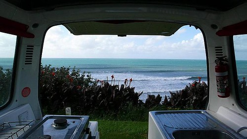 our view in New Plymouth