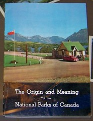 The Origin and Meaning of the National Parks of Canada (Will S.) Tags: nationalparksofcanada book bookcover canadianmuseumofcivilization hullquebec canada canadianheritage canadiana mypics museumofcivilization thecanadianmuseumofcivilization socialhistory hull gatineau quebec canadianmuseumofhistory