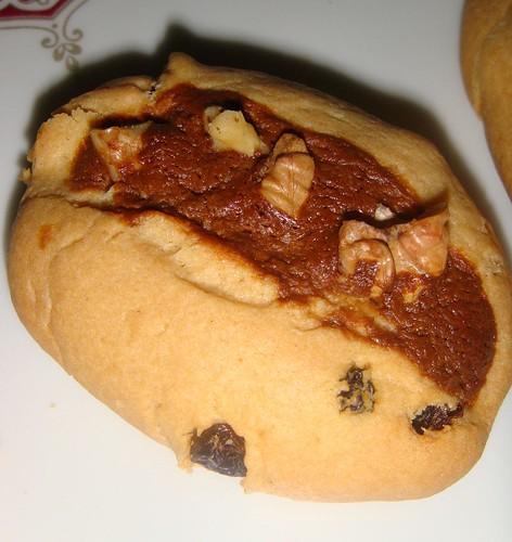 Tahin pekmezli kurabiye tarifi