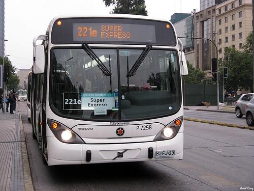 221e Metro Quinta Normal - Plaza de Puente Alto [S.E]