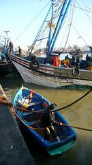 Essaouira - 206 (JustinWoolford) Tags: net boat fishing harbour atlasmountains essaouira morocoo