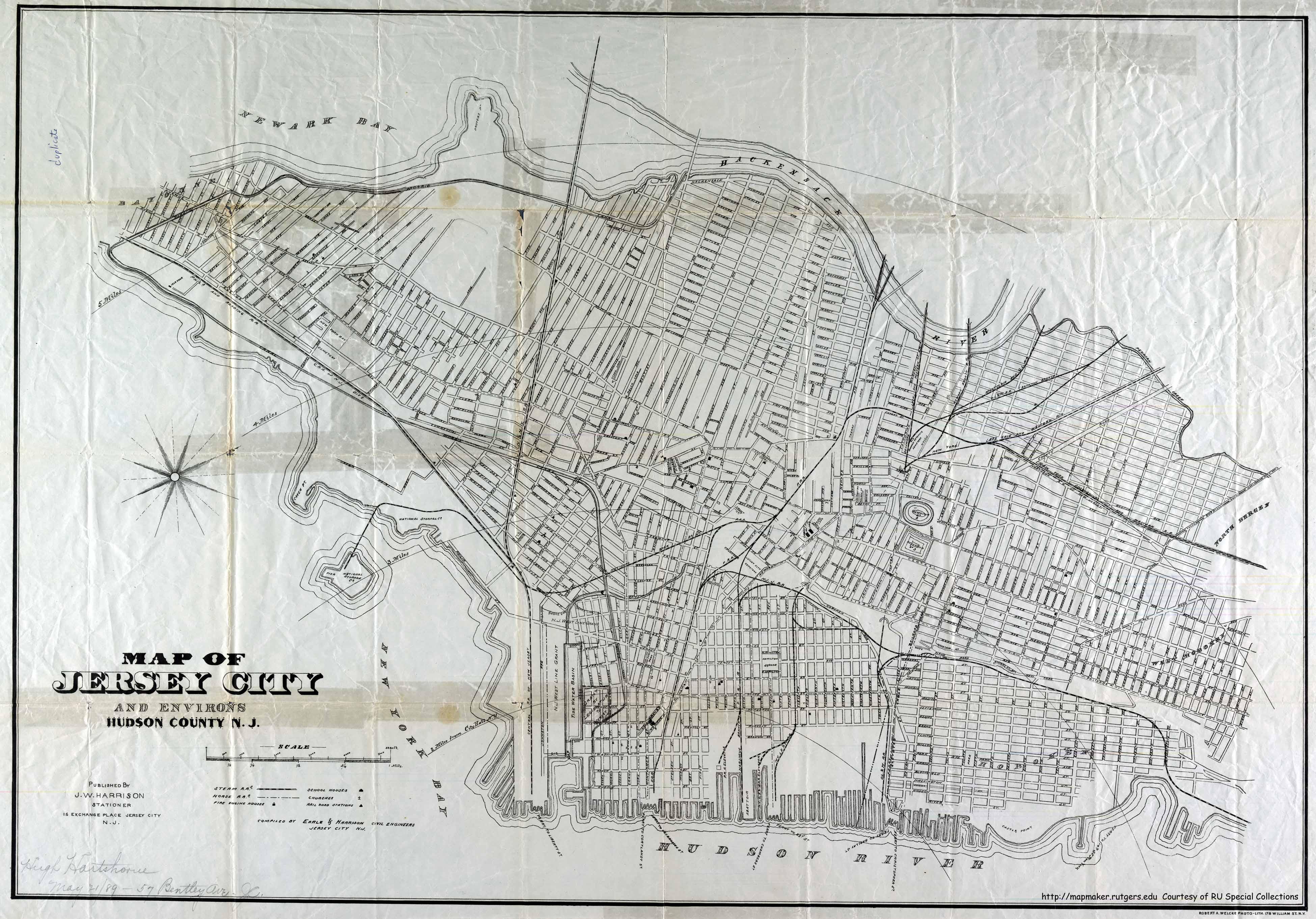 Metro Ny Nj Historical Photos