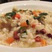 Nice and wet risotto