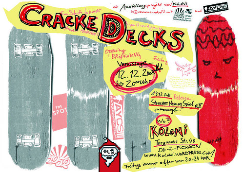 cracked decks
