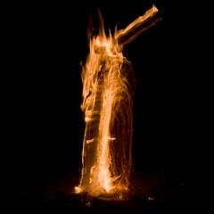 beast (PijO.) Tags: strange fire long exposure south australia flame adelaide beast palabra