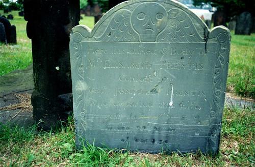 Elisabeth Latimer Prentis, 1667-1759