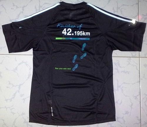 Running For Success Singapore Marathon 2008 Finisher S