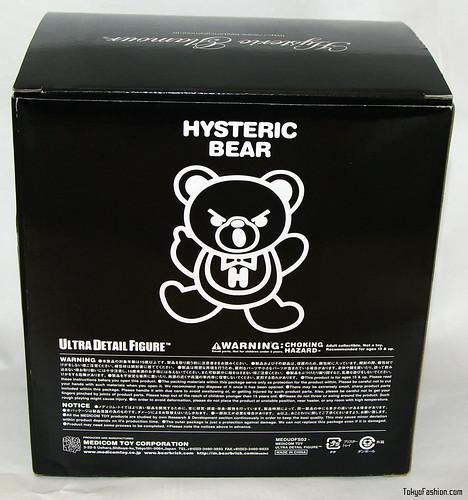 Hysteric Bear