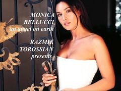 MONICA BELLUCCI...an angel on earth...RAZMIK TOROSSIAN presents (razmiktorossian) Tags: woman love beautiful angel french italian christ god jesus lord monica actress passion bellucci torossian razmik