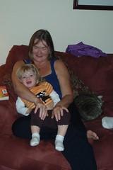 Catie and Grandma