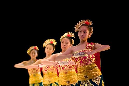 Indonesische dansers