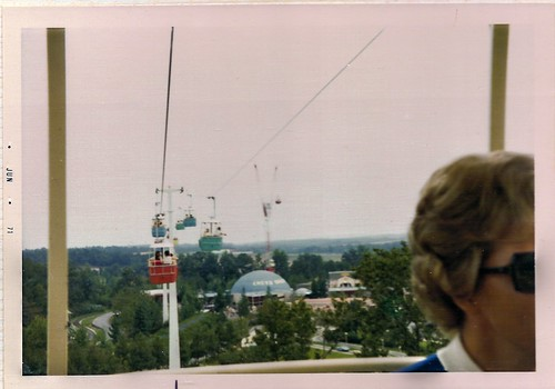 Six Flags over GA in 1971