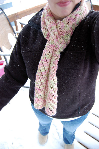 Mom's Scarf