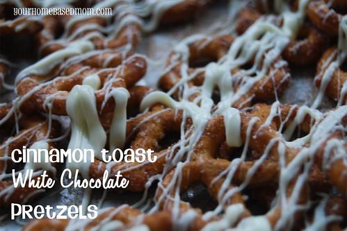 cinnamon toast pretzels - Page 211