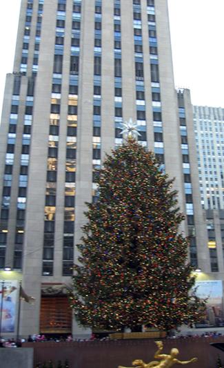 Rockefeller Center (Click to enlarge)
