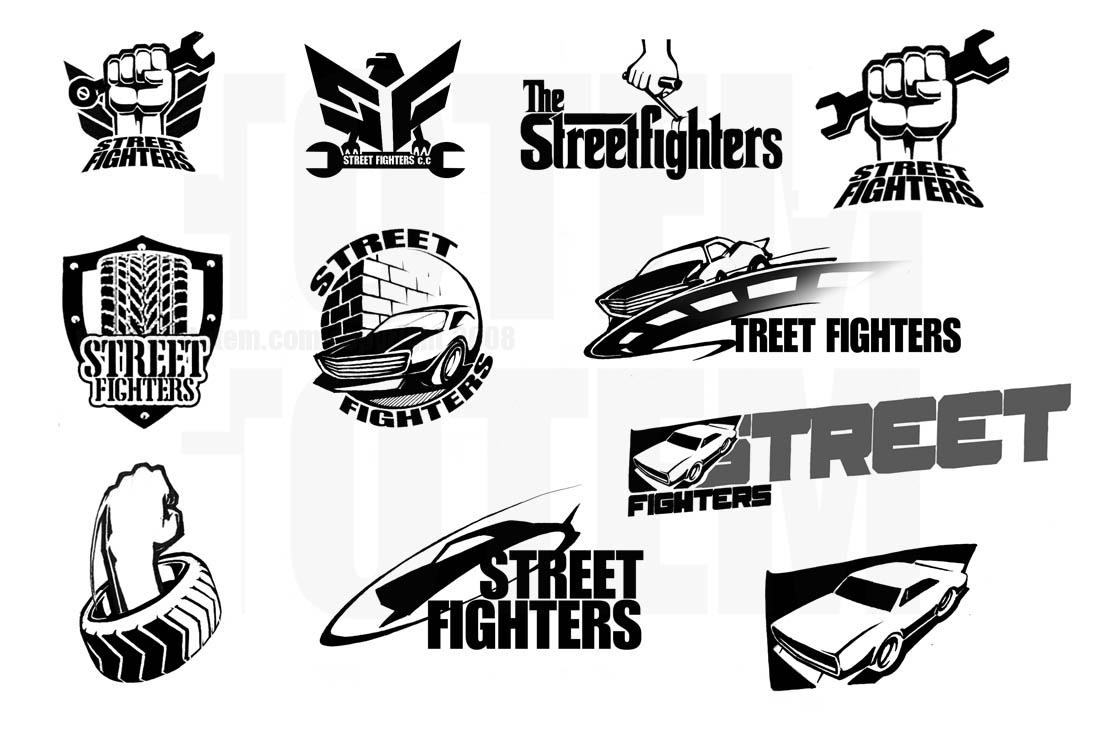 the street fighter car club logos archive pro touring com rh pro touring com car club logos design car club logo ideas