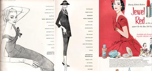 Harpers Bazaar 1950