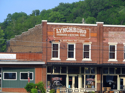 Lynchburg TN Hardware & General Store