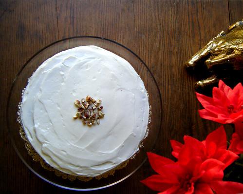 Healthy Red Velvet Cake