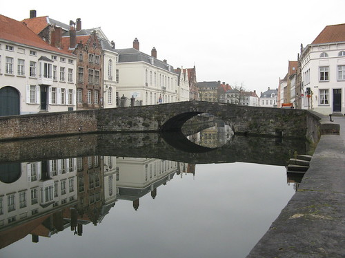 Bridge near van Eyk square