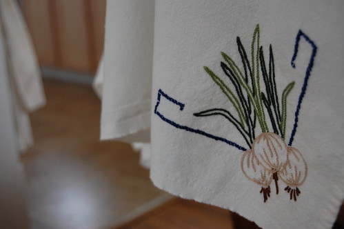 Garden Embroidery