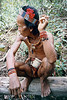 siberut 4 Resting after a