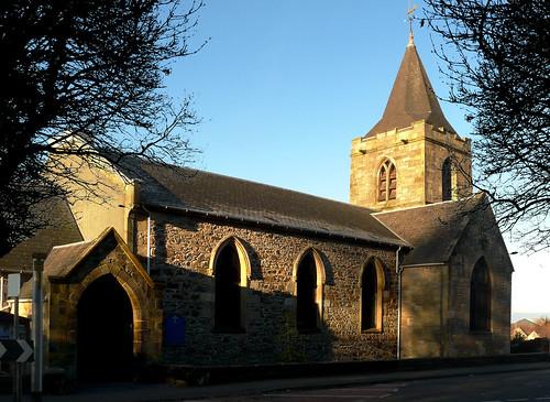 Fairlie church 27Dec08