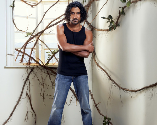 Lost Naveen Andrews sexy