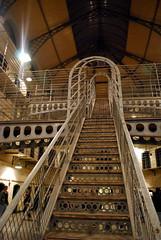 Inside the notorious Kilmainham Jail