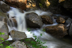 Alum Rock Park - Penitencia Creek (calwhiz) Tags: california park creek waterfall sanjose hike trail siliconvalley sanjoseca alumrockpark alumrock nd8 penitenciacreek