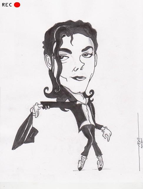 Michael Jackson by RECPunto