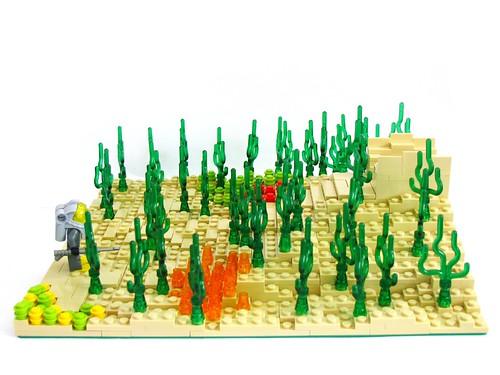 [MOC] Atlantis Pyramid 5810809703_557efb87ce