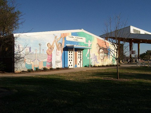 Cuellar Community Center
