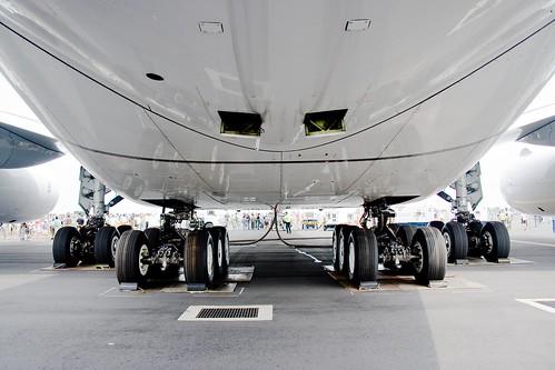 A380 Wheels