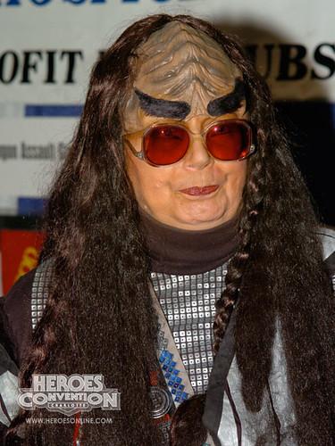 HEROESCON 07 | COSTUMES | My Favorite Klingon. by heroesonline.