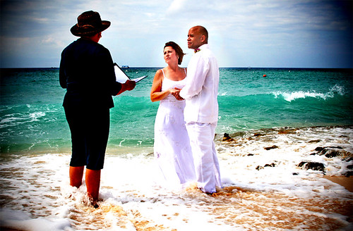 Cayman Island Wedding