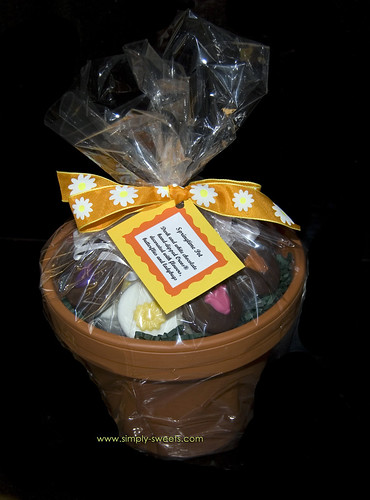chocolate dipped oreo gift basket