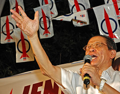 Lim Kit Siang of DAP