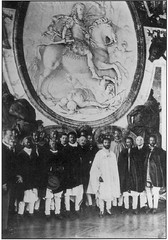 Ras Tafari  Versailles (RasBo) Tags: horse france cheval louis war galerie salon ethiopia guerre chteau ras rastafari roi jah glaces haile selassie ethiopie tafari makonnen negus