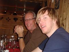 Ken & Tom (Ken Doerr) Tags: lesmenuires kendoerr