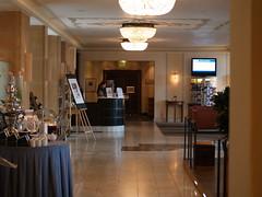 Dresden Radisson SAS lobby