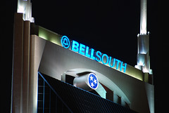 Bellsouth Tower (AT&T Tower) in Downtown Nashville (Michael Davis Photography) Tags: architecture skyscraper nashville spires highrise crown bellsouthtower downtownnashville atttower nashvilleskyscraper