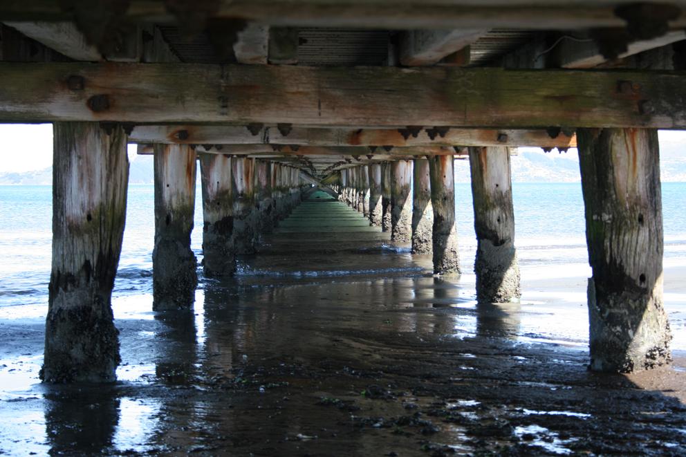 under the pier2 sml